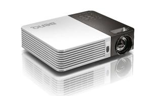 BenQ GP30: LED-Beamer mit WLAN vorgestellt