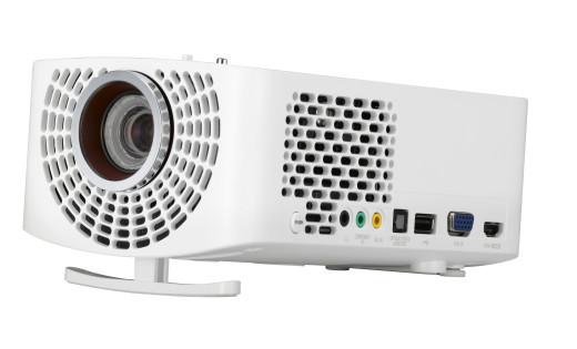 LG PF1500: Neuer 3D und Full-HD Beamer